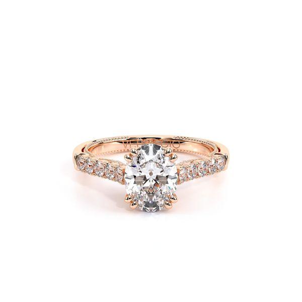 Insignia Pave Engagement Ring Image 2 D. Geller & Son Jewelers Atlanta, GA