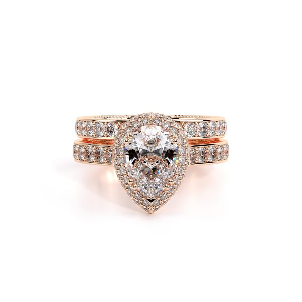 Insignia Halo Engagement Ring Image 5 SVS Fine Jewelry Oceanside, NY