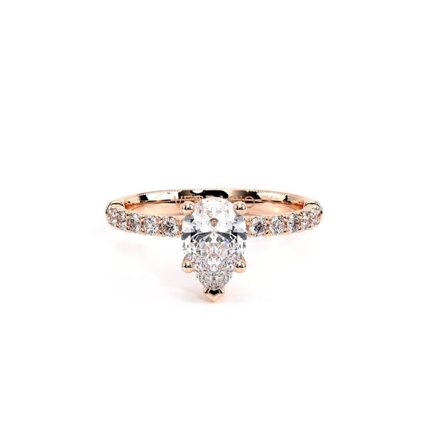 Renaissance Solitaire Engagement Ring Image 2 SVS Fine Jewelry Oceanside, NY