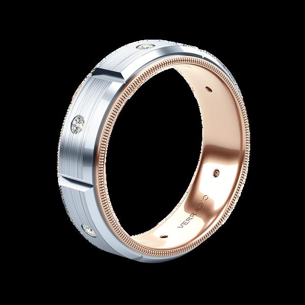Mens Diamond Mens Ring Image 3 D. Geller & Son Jewelers Atlanta, GA