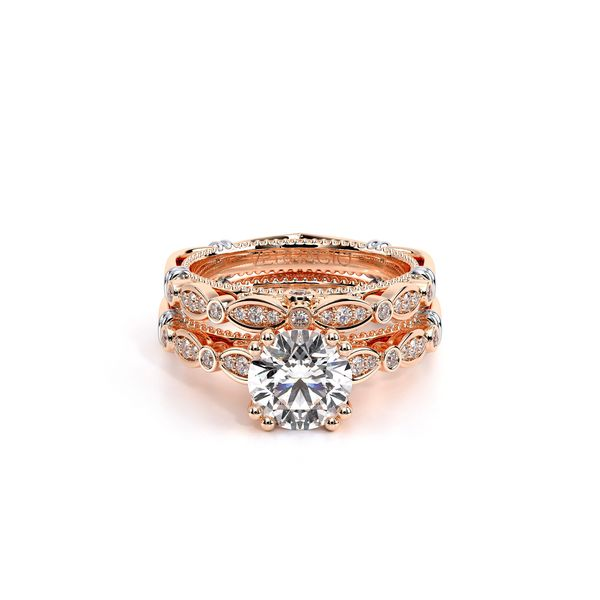 Parisian Vintage Engagement Ring Image 5 D. Geller & Son Jewelers Atlanta, GA