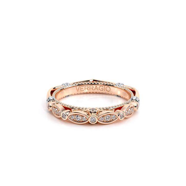 Eterna Vintage Wedding Ring Image 2 D. Geller & Son Jewelers Atlanta, GA