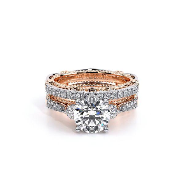 Eterna Halo Wedding Ring Image 5 D. Geller & Son Jewelers Atlanta, GA