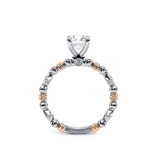 Renaissance Solitaire Engagement Ring Image 4 D. Geller & Son Jewelers Atlanta, GA