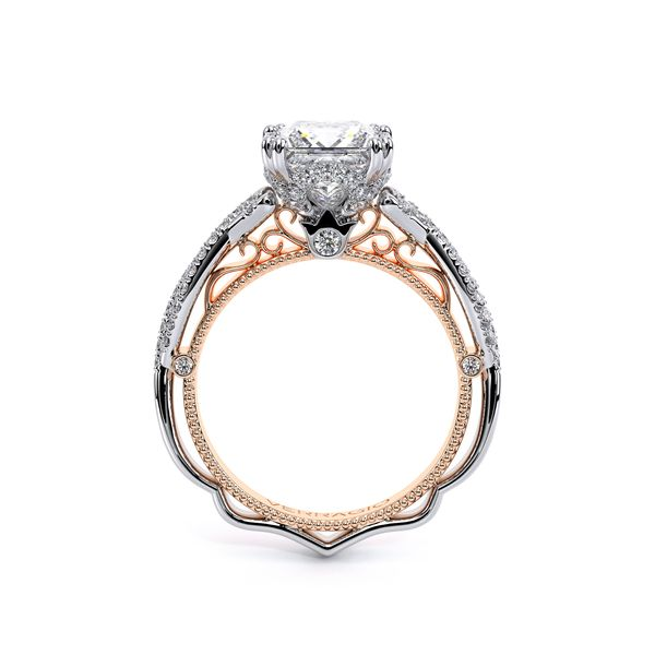 Venetian Vintage Engagement Ring Image 4 D. Geller & Son Jewelers Atlanta, GA
