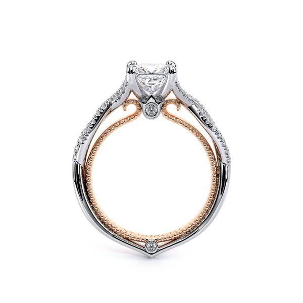Couture Pave Engagement Ring Image 4 D. Geller & Son Jewelers Atlanta, GA