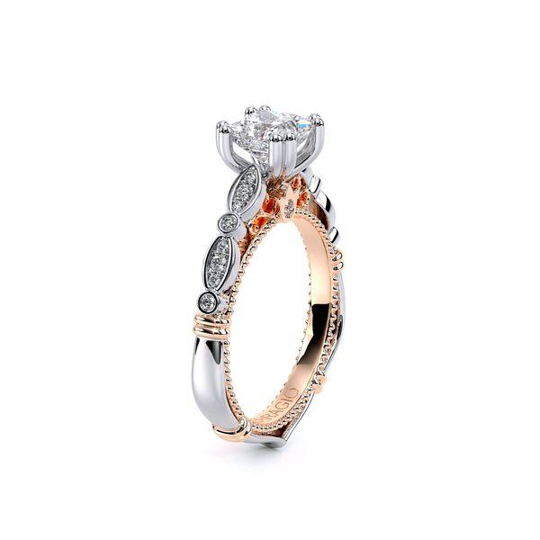 Parisian Vintage Engagement Ring Image 3 SVS Fine Jewelry Oceanside, NY
