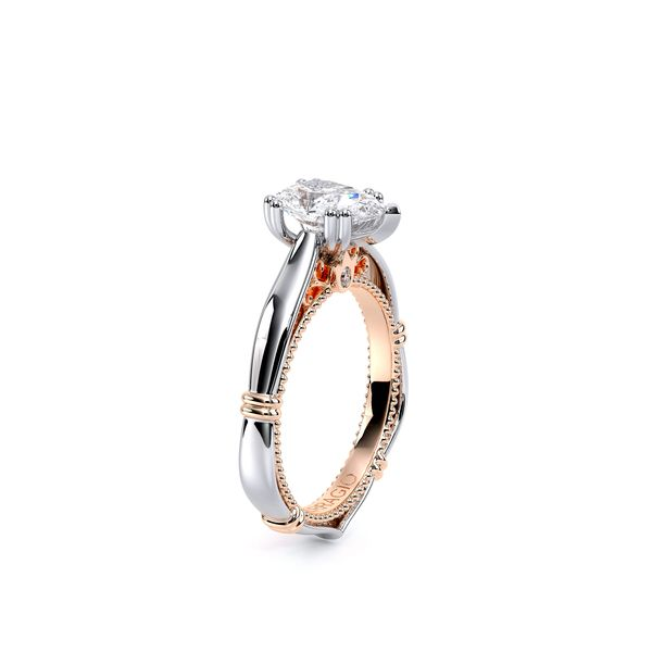 Parisian Solitaire Engagement Ring Image 3 SVS Fine Jewelry Oceanside, NY