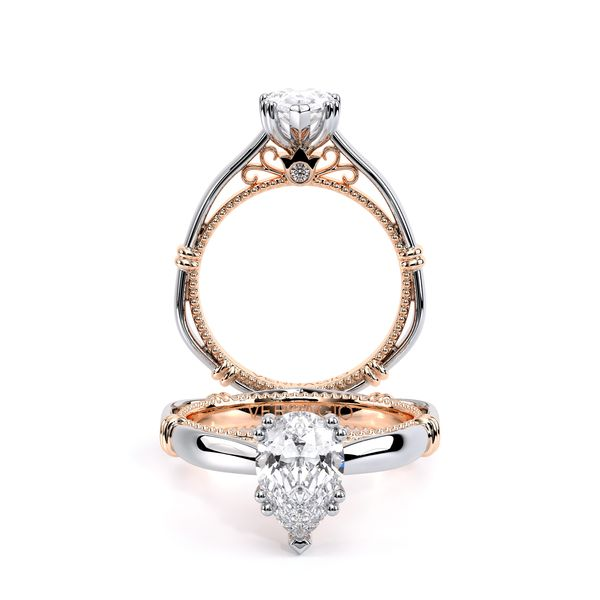 Parisian Solitaire Engagement Ring SVS Fine Jewelry Oceanside, NY