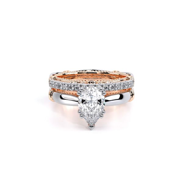 Parisian Solitaire Engagement Ring Image 5 SVS Fine Jewelry Oceanside, NY