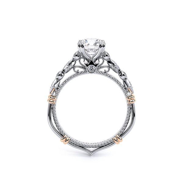 Parisian Vintage Engagement Ring Image 4 D. Geller & Son Jewelers Atlanta, GA