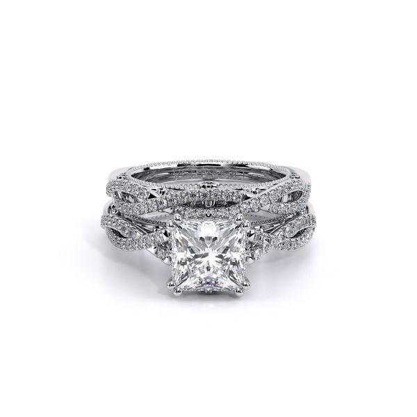 Venetian Vintage Engagement Ring Image 5 D. Geller & Son Jewelers Atlanta, GA