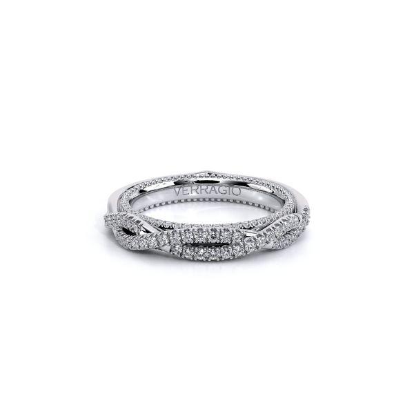 Eterna Wedding Ring Image 2 D. Geller & Son Jewelers Atlanta, GA