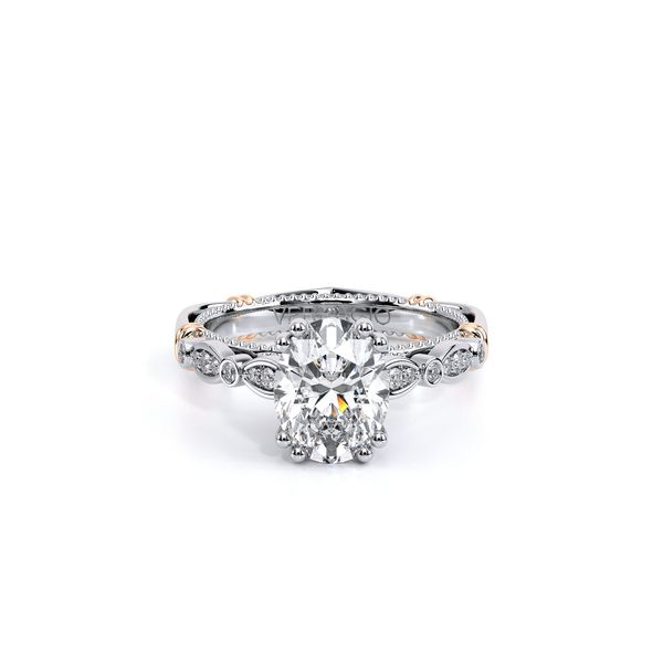 Parisian Solitaire Engagement Ring Image 2 SVS Fine Jewelry Oceanside, NY