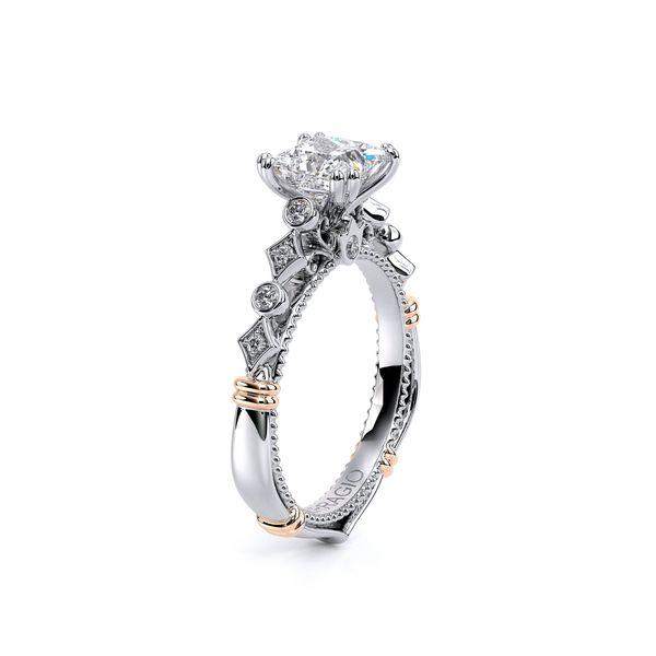 Parisian Vintage Engagement Ring Image 3 D. Geller & Son Jewelers Atlanta, GA