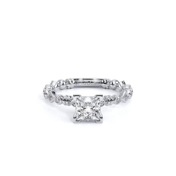 Renaissance Solitaire Engagement Ring Image 2 D. Geller & Son Jewelers Atlanta, GA