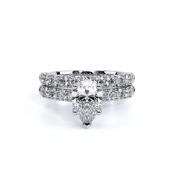Renaissance Solitaire Engagement Ring Image 5 D. Geller & Son Jewelers Atlanta, GA