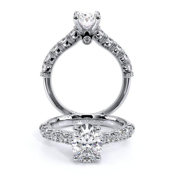 Renaissance Solitaire Engagement Ring D. Geller & Son Jewelers Atlanta, GA