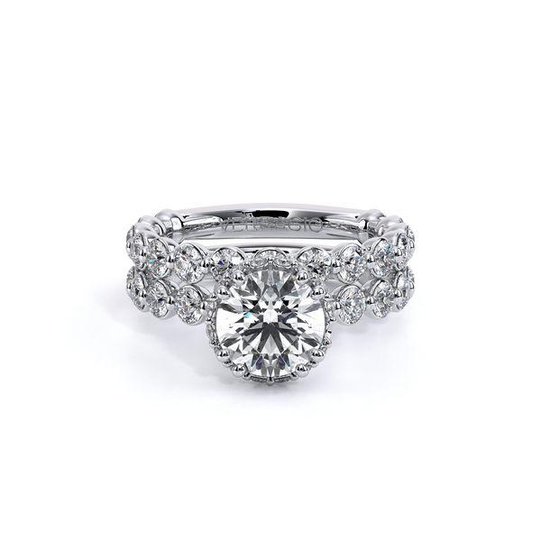 Renaissance Engagement Ring Image 5 SVS Fine Jewelry Oceanside, NY