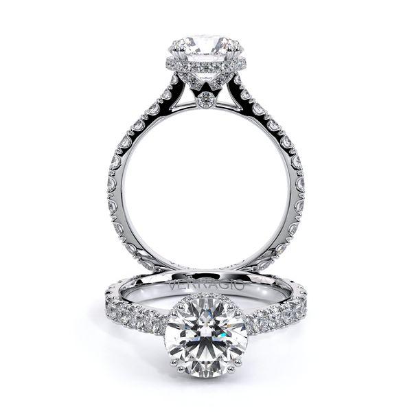 Renaissance Engagement Ring D. Geller & Son Jewelers Atlanta, GA