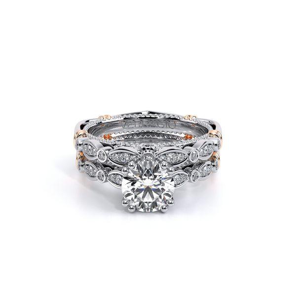 Eterna Vintage Wedding Ring Image 5 D. Geller & Son Jewelers Atlanta, GA
