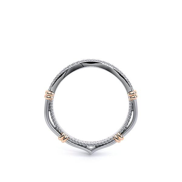 Eterna Curved Wedding Ring Image 4 D. Geller & Son Jewelers Atlanta, GA