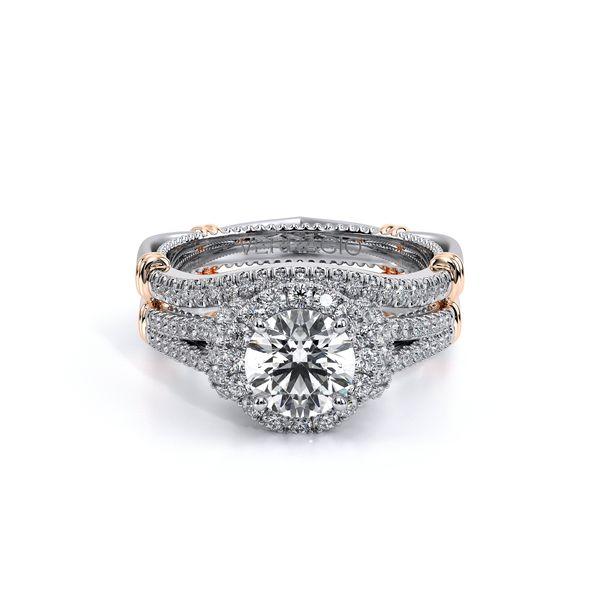 Eterna Curved Wedding Ring Image 5 D. Geller & Son Jewelers Atlanta, GA