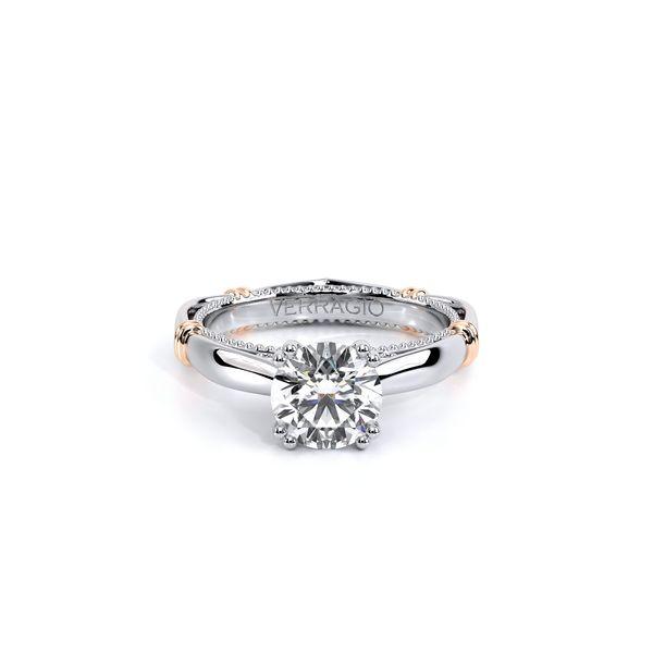 Parisian Solitaire Engagement Ring Image 2 D. Geller & Son Jewelers Atlanta, GA