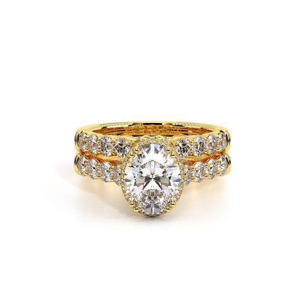 Insignia Pave Engagement Ring Image 5 D. Geller & Son Jewelers Atlanta, GA