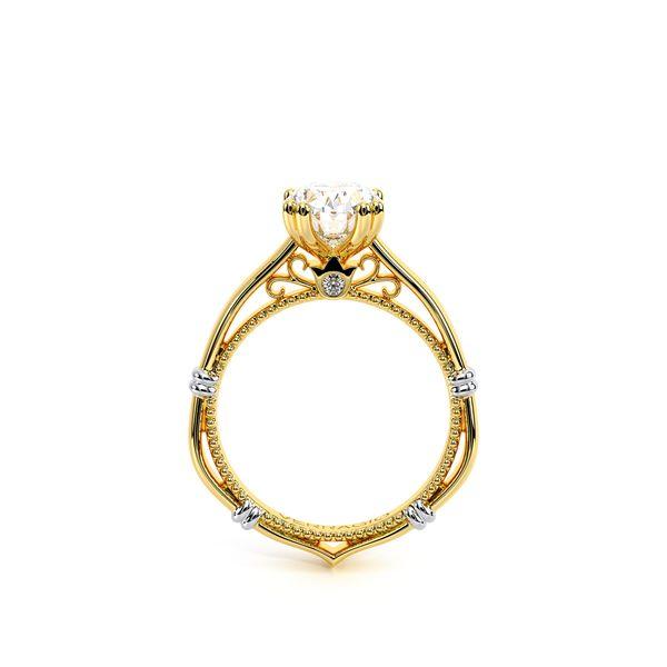 Parisian Solitaire Engagement Ring Image 4 D. Geller & Son Jewelers Atlanta, GA