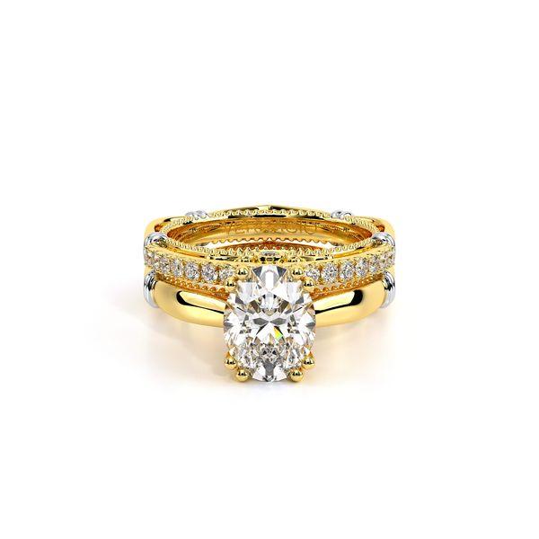 Parisian Solitaire Engagement Ring Image 5 D. Geller & Son Jewelers Atlanta, GA