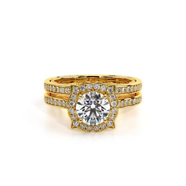 Insignia Halo Engagement Ring Image 5 D. Geller & Son Jewelers Atlanta, GA