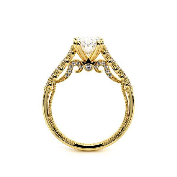 Insignia Pave Engagement Ring Image 4 D. Geller & Son Jewelers Atlanta, GA
