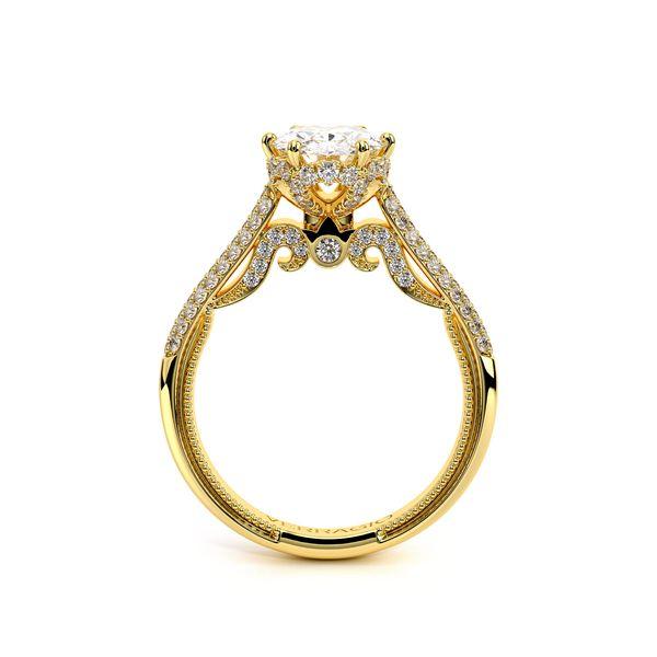 Insignia Halo Engagement Ring Image 4 D. Geller & Son Jewelers Atlanta, GA