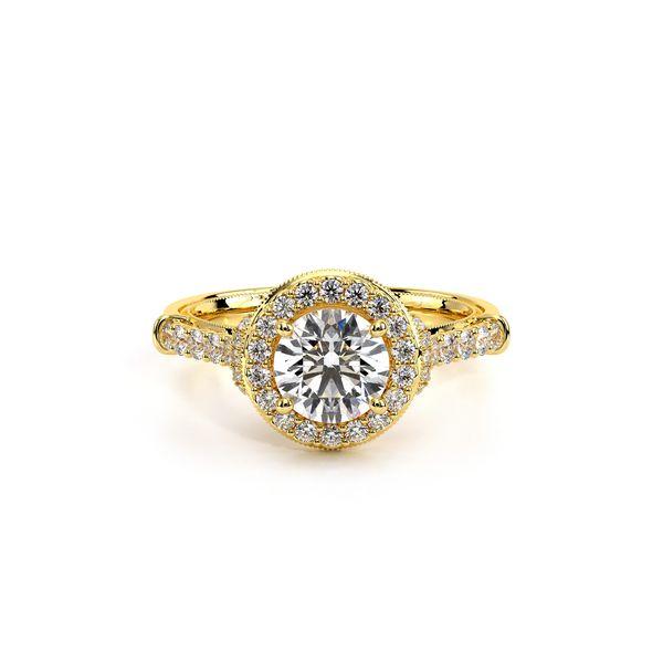 Renaissance Halo Engagement Ring Image 2 D. Geller & Son Jewelers Atlanta, GA