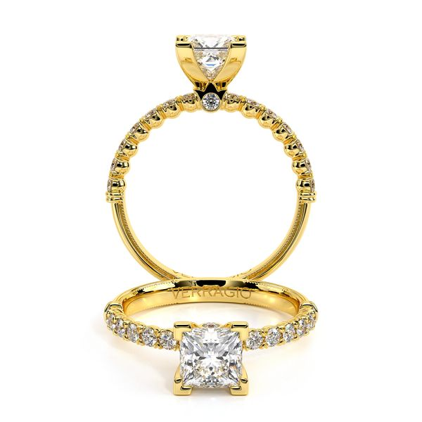 Renaissance Solitaire Engagement Ring SVS Fine Jewelry Oceanside, NY