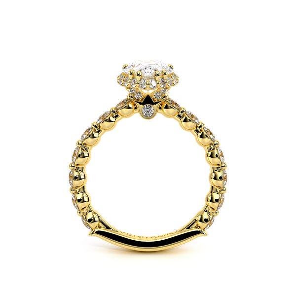 Renaissance Engagement Ring Image 4 SVS Fine Jewelry Oceanside, NY
