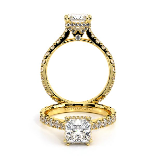 Renaissance Engagement Ring SVS Fine Jewelry Oceanside, NY