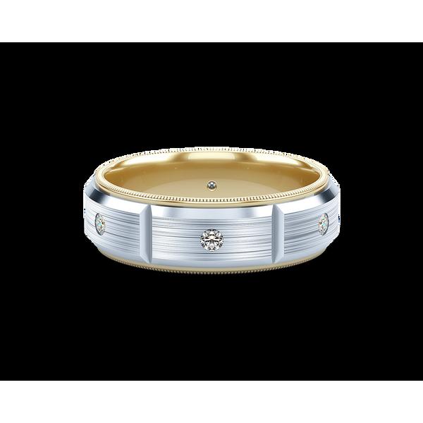Mens Diamond Mens Ring Image 2 SVS Fine Jewelry Oceanside, NY