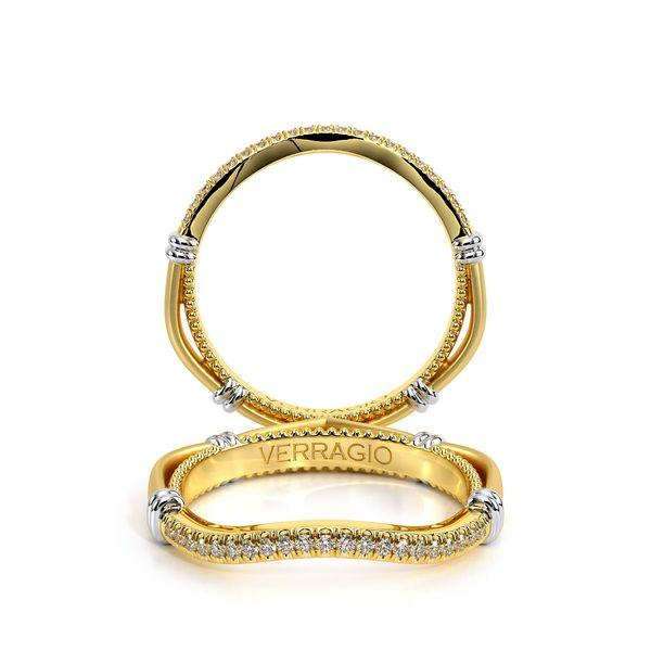 Eterna Curved Wedding Ring D. Geller & Son Jewelers Atlanta, GA