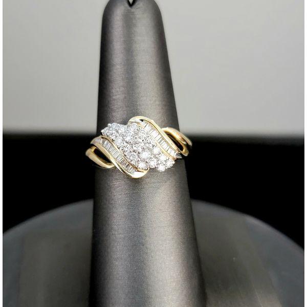 Diamond Ring Vulcan's Forge LLC Kansas City, MO