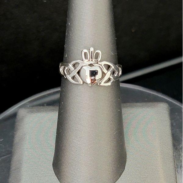 Sterling Silver Claddagh Ring Vulcan's Forge LLC Kansas City, MO