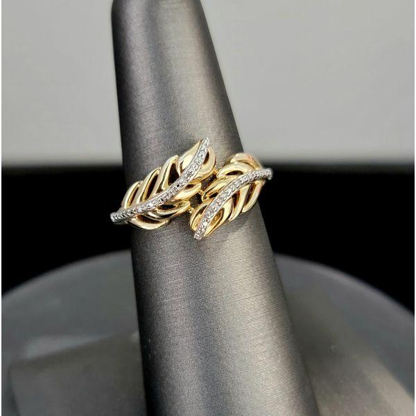 10KTYG Diamond  Ring Vulcan's Forge LLC Kansas City, MO