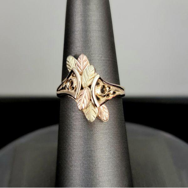 10KWG Black Hills Gold Ring Vulcan's Forge LLC Kansas City, MO