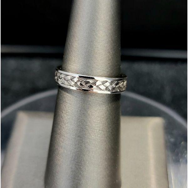 Sterling Silver Braid Ring Vulcan's Forge LLC Kansas City, MO