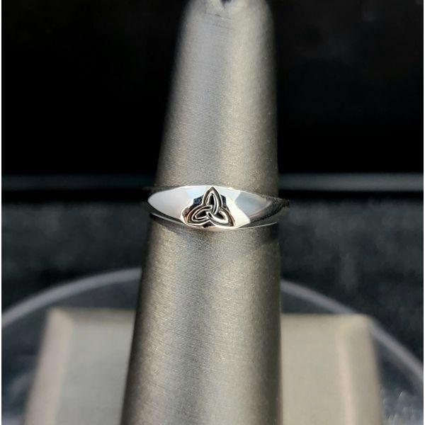 Sterling Silver Triparte Ring Vulcan's Forge LLC Kansas City, MO