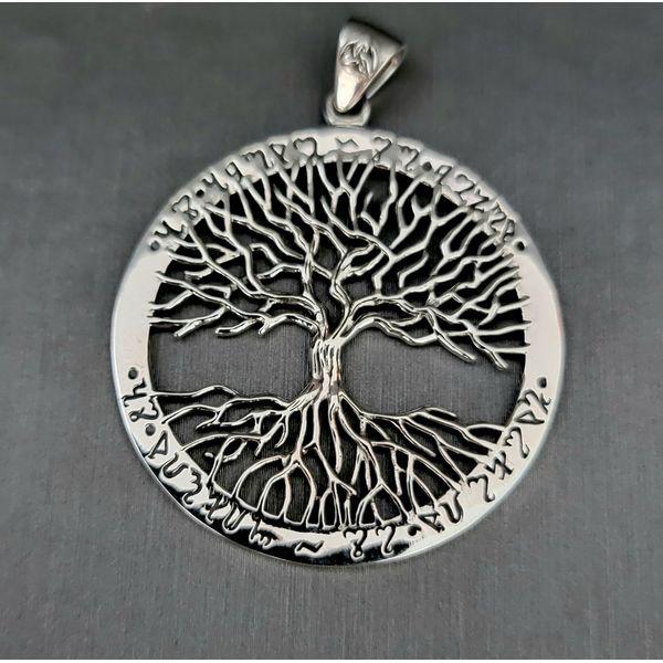 Sterling Silver Tree Of Life Pendant Vulcan's Forge LLC Kansas City, MO