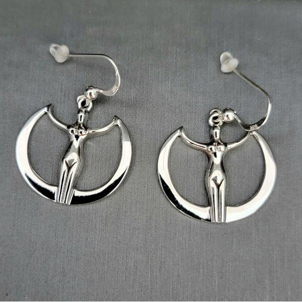 Sterling Silver Earrings Vulcan's Forge LLC Kansas City, MO