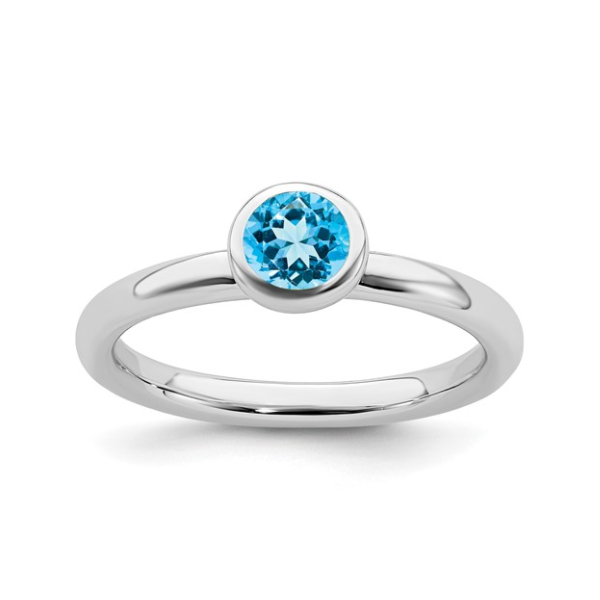 December Birthstone Ring Waddington Jewelers Bowling Green, OH
