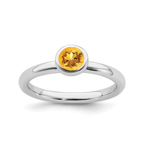 November Birthstone Ring Waddington Jewelers Bowling Green, OH